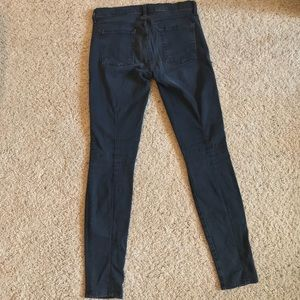 7 for all Mankind stretch jeggings